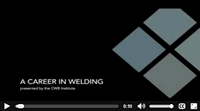 A Career in Welding